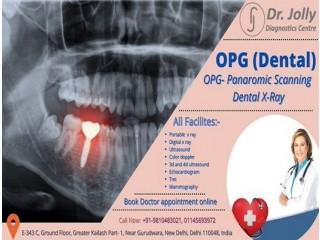 OPG Digital X-ray Near Me, Dr Jolly diagnostics Centre