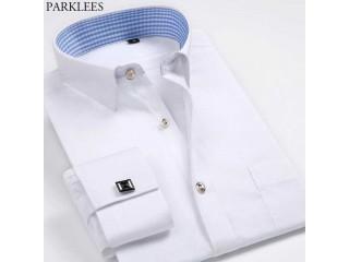 Classic French Cuffs Dress Shirt