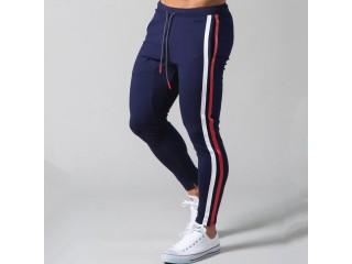 Casual Sweatpants Skinny Cotton Pants