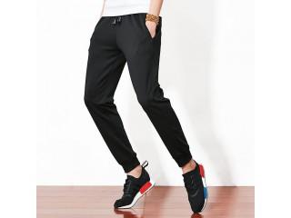 Loose Elastic Pants Baggy Sweatpants