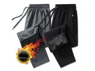 Fleece Warm Pants Loose Sweatpants