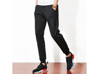Casual Sweatpants High Street Trousers